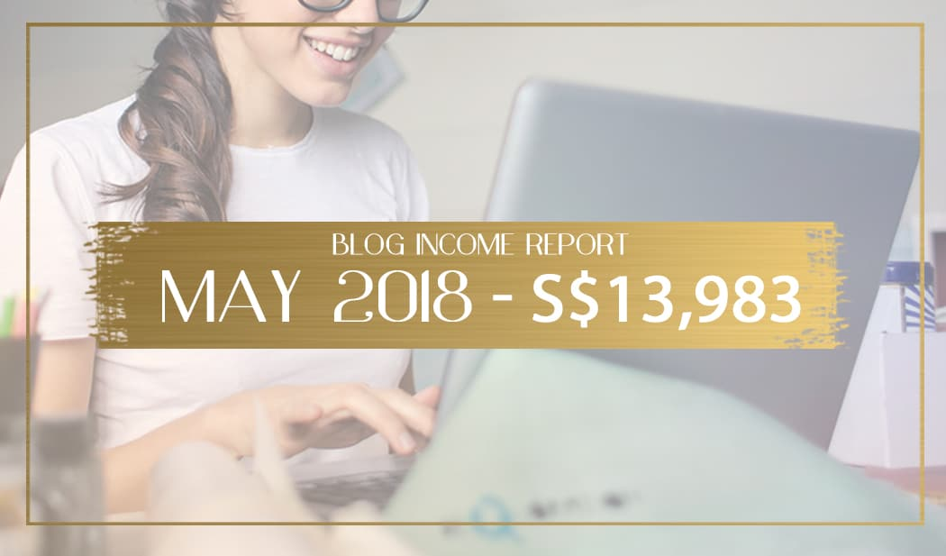 blog income report May 2018 main