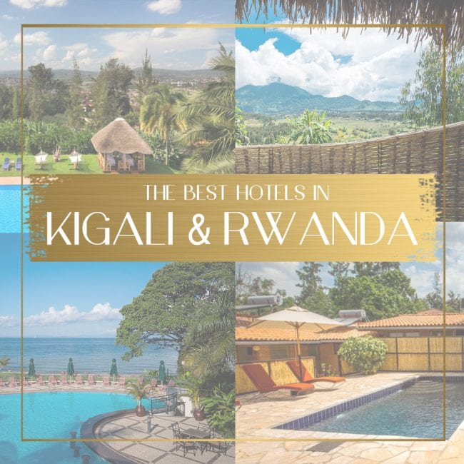 Best hotels in Kigali feature