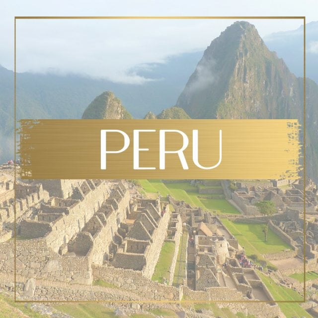 Destination Peru feature