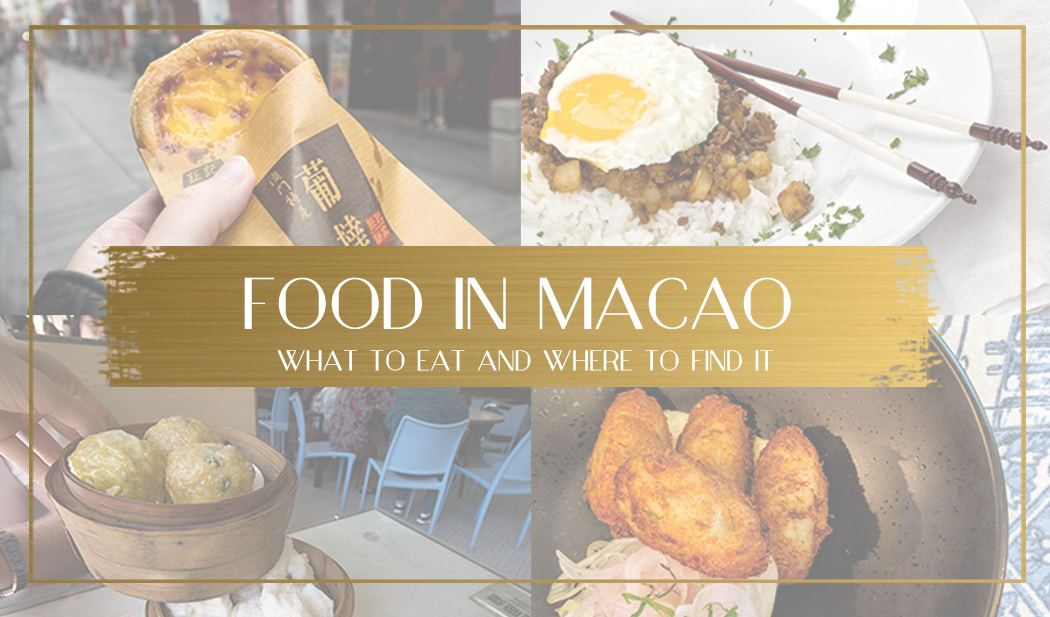 Food in Macao main