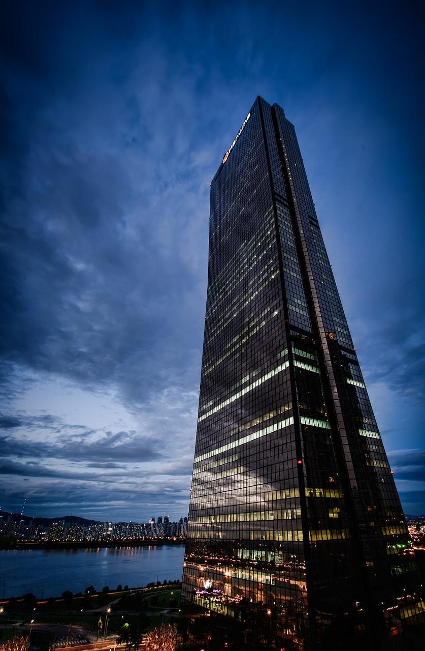 Hanhwa 63 Building