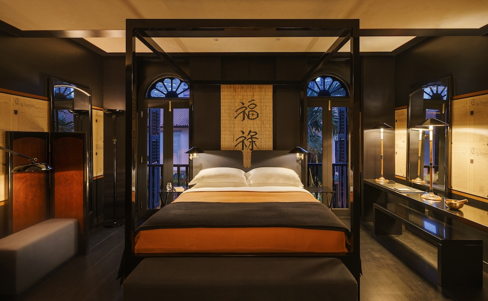 Opium Room photo courtesy of Six Senses Duxton