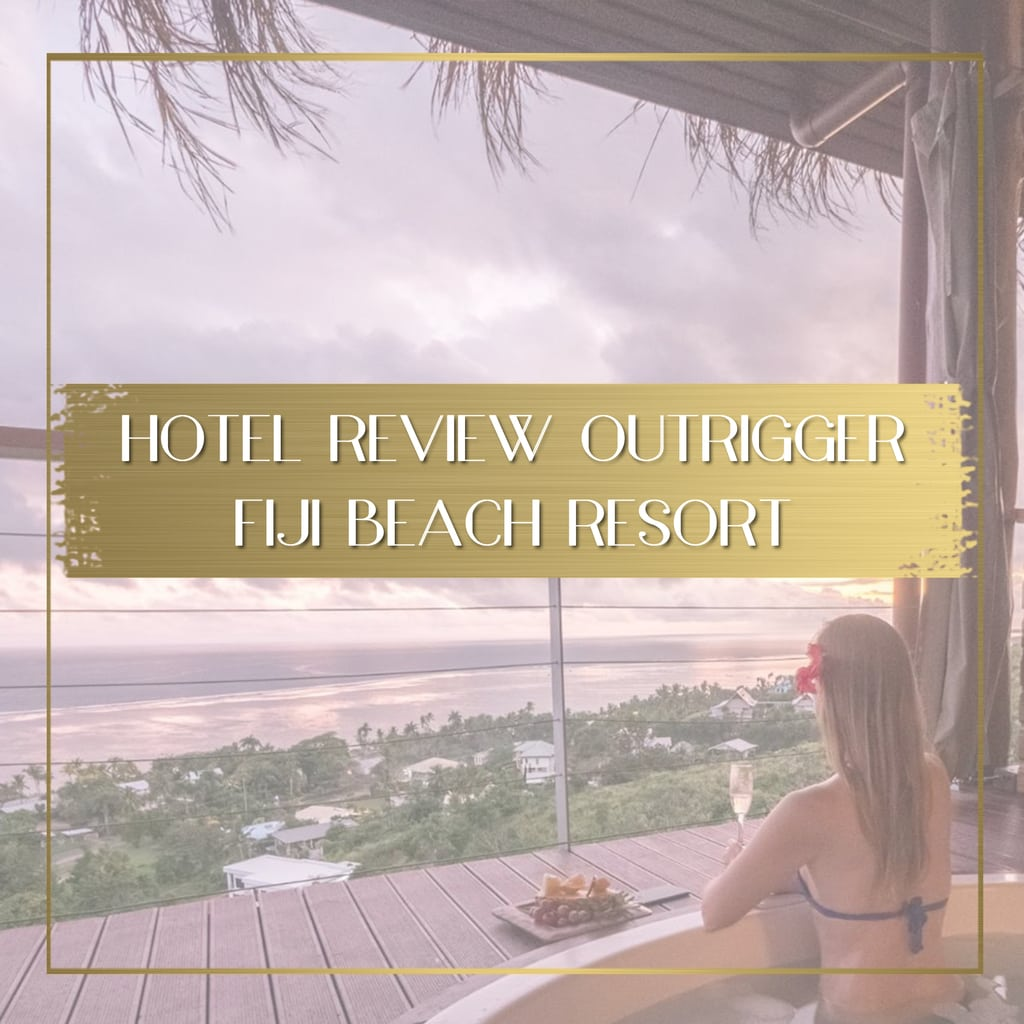 Outrigger Fiji Beach Resort Review feature