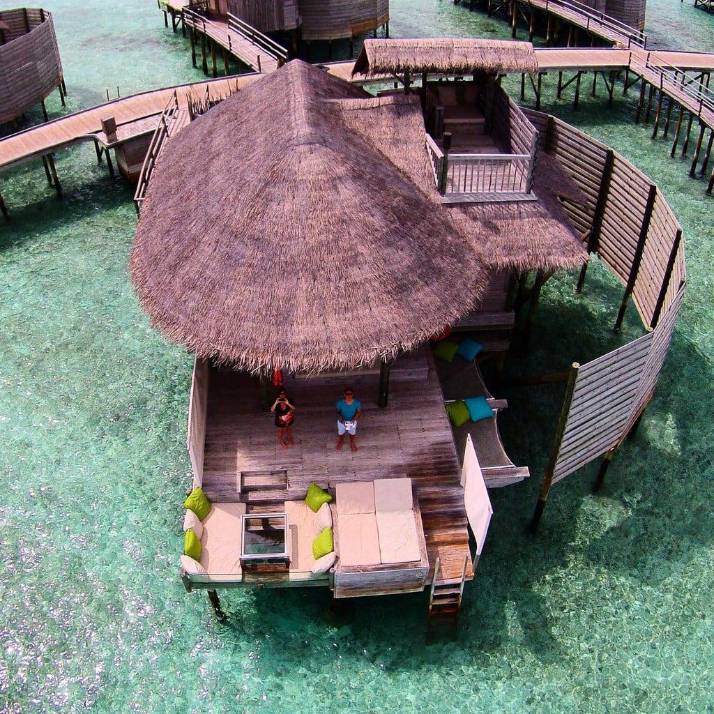 Six Senses Laamu in the Maldives