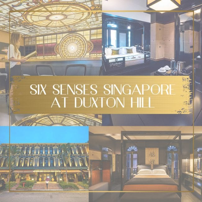 Six Senses Singapore at Duxton Hill feature