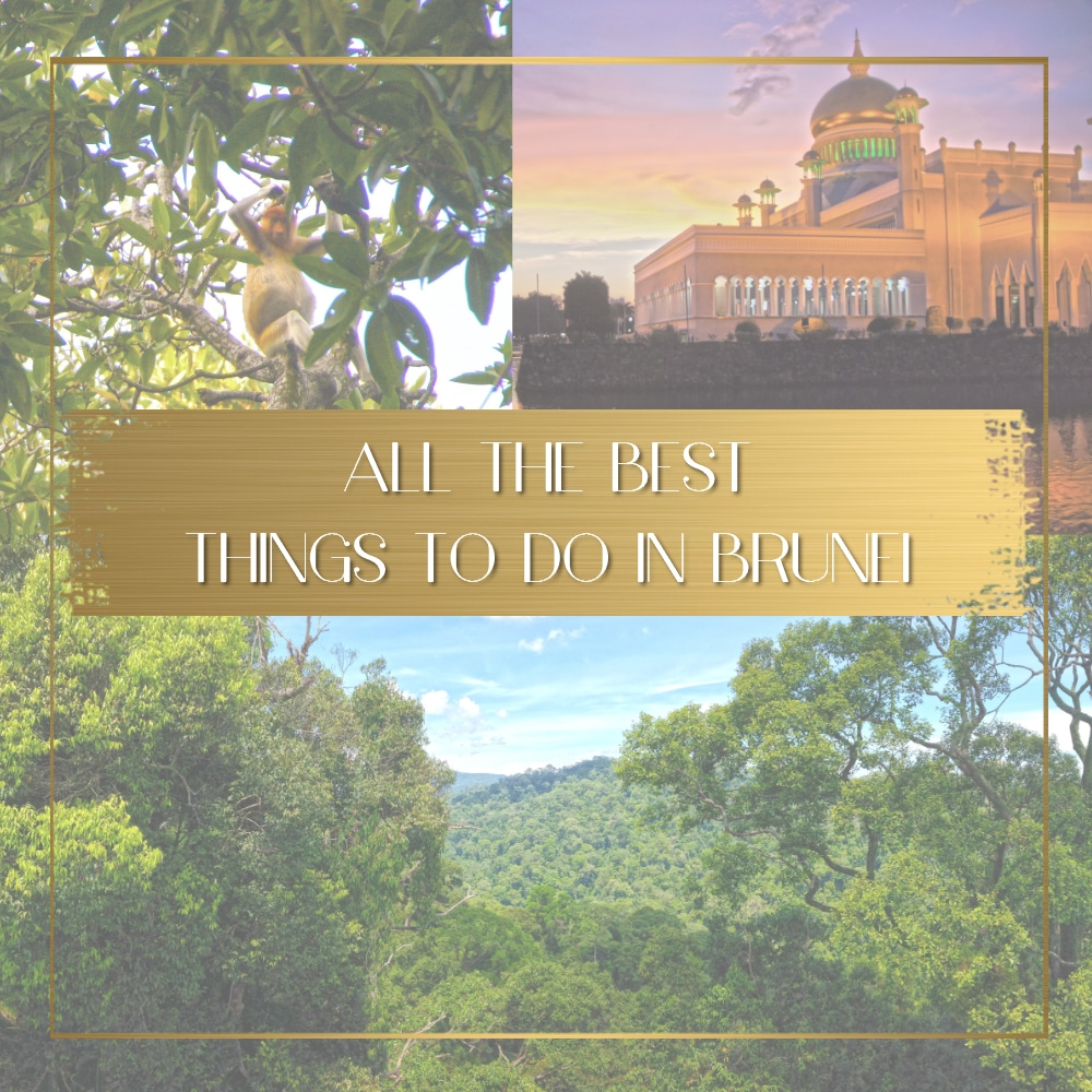 Things to do in Brunei feature