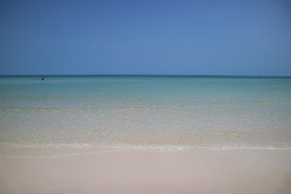 Bai Sao beach on Phu Quoc