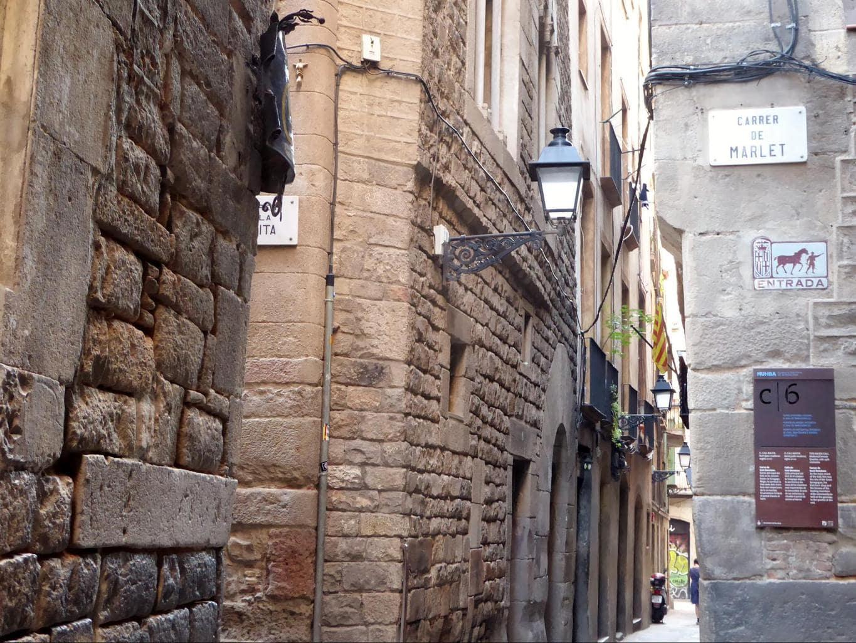 Barcelona's oldest house