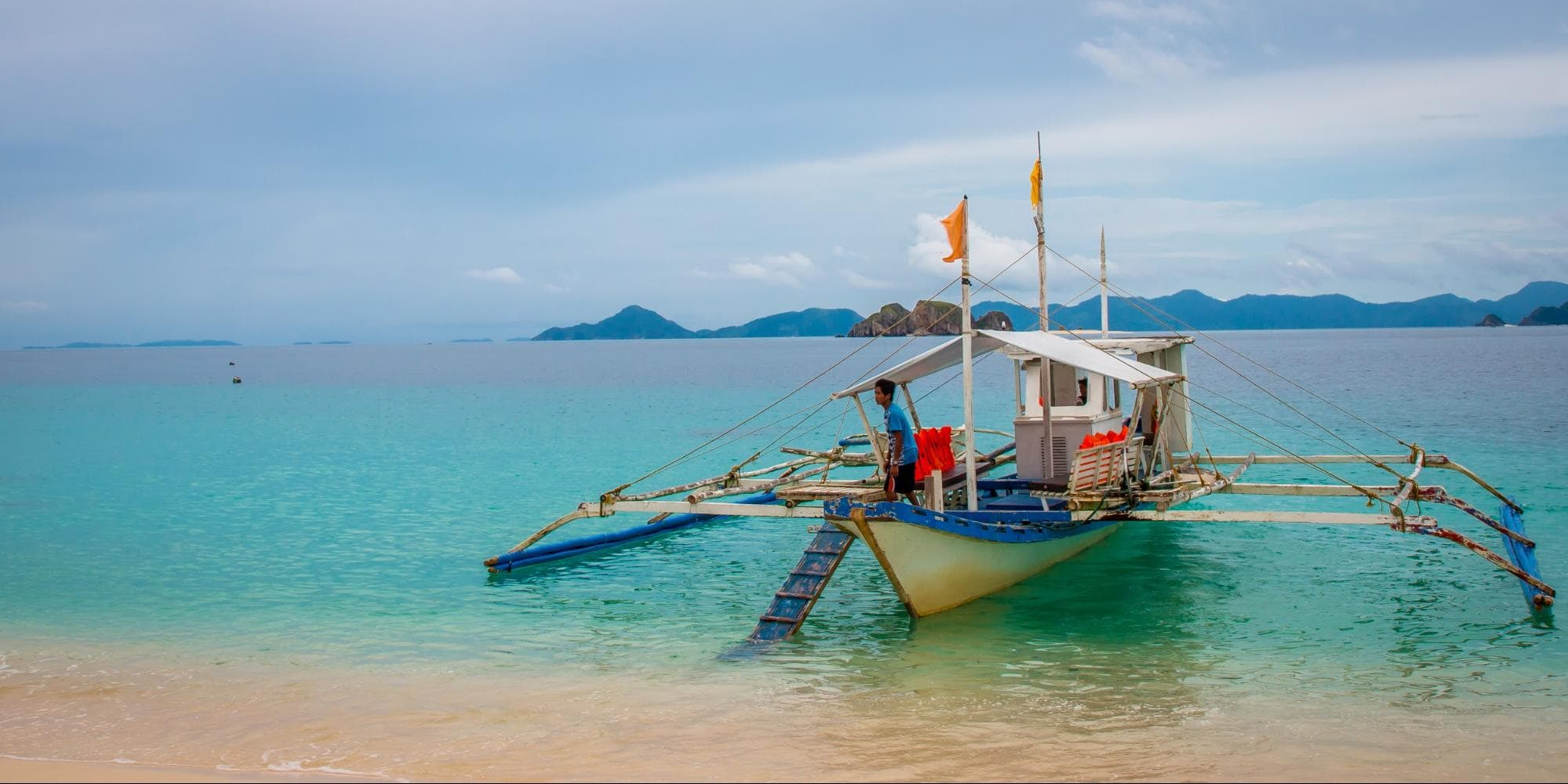 Best beaches in Coron, Dimaquiat Beach