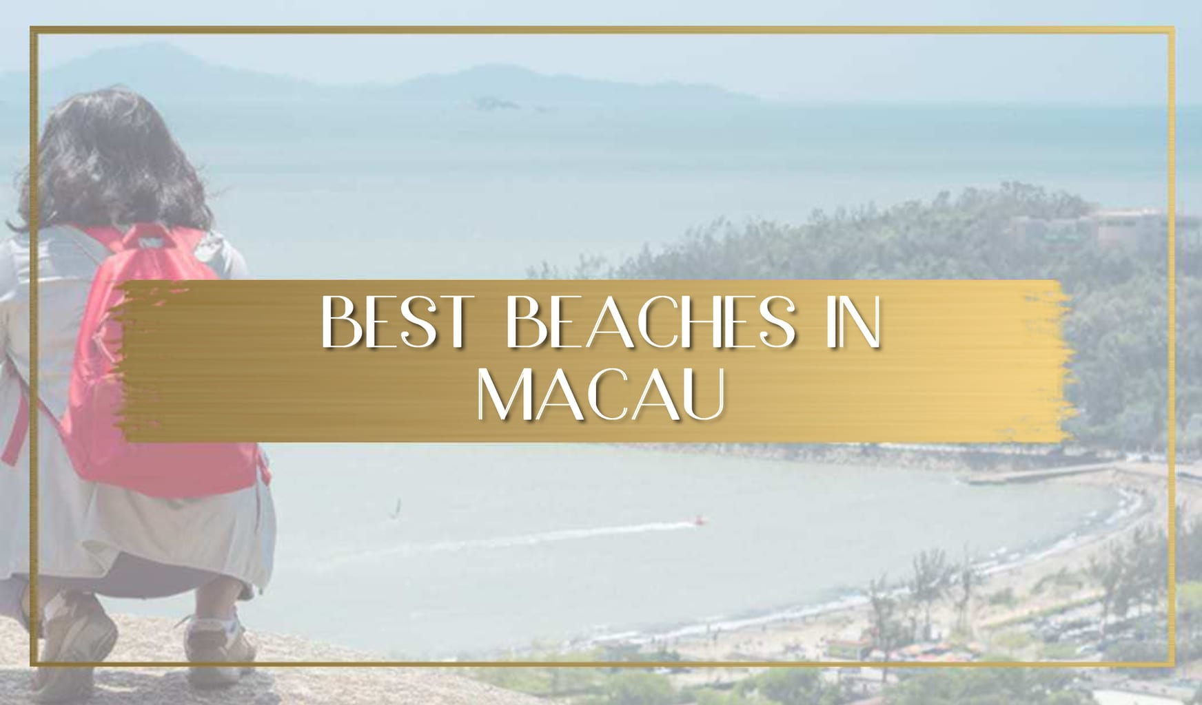 Best beaches in Macau main