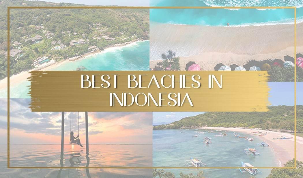 Best beaches in indonesia main