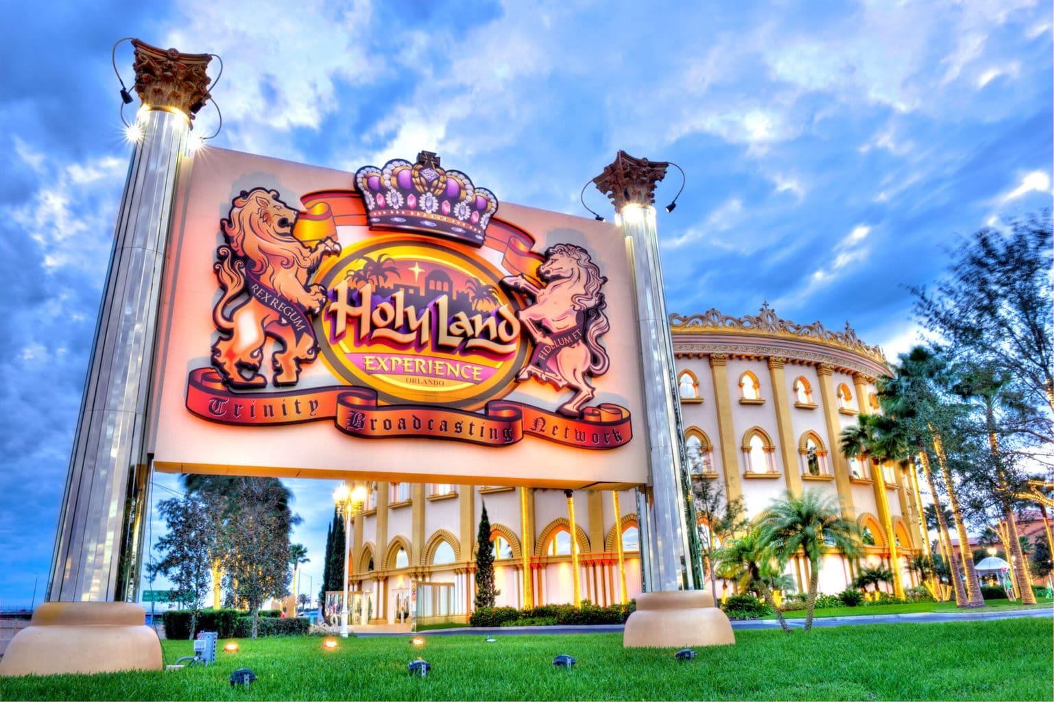 Holy Land Experience Theme Park