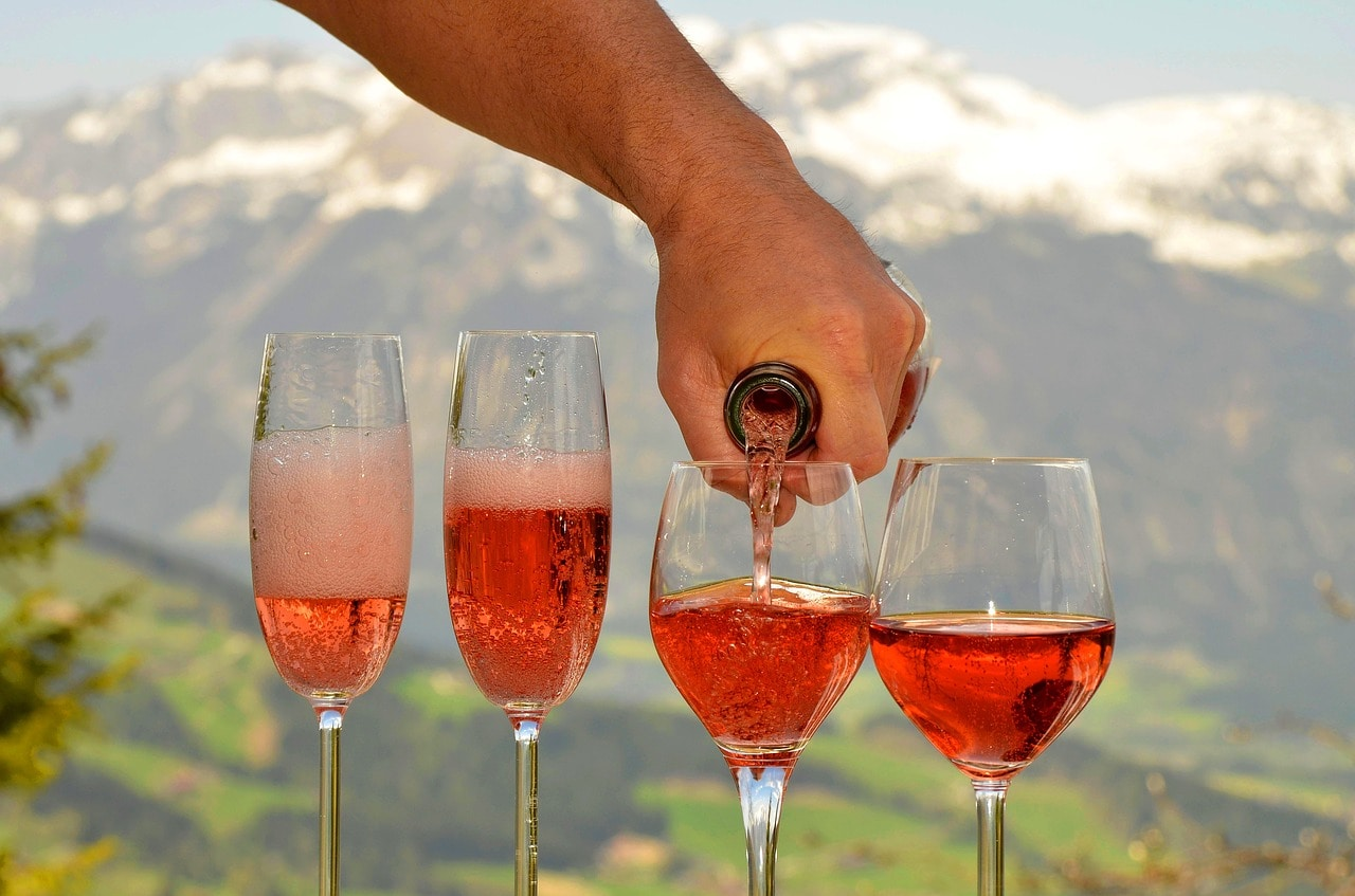 Italy's sparkling wines