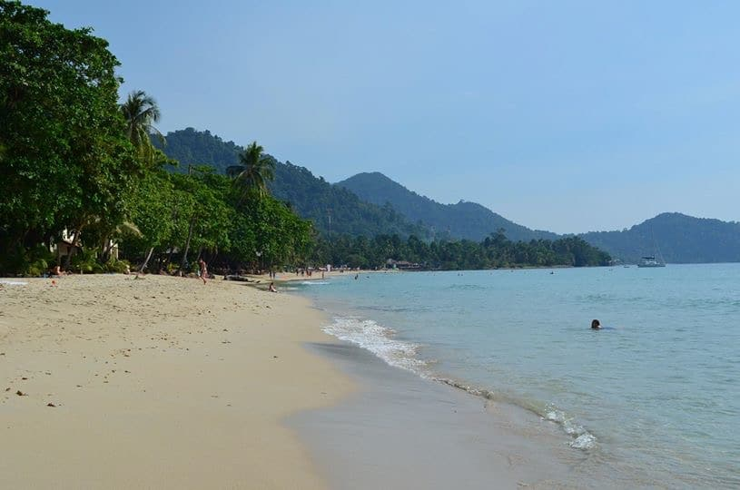 Koh Chang Beach