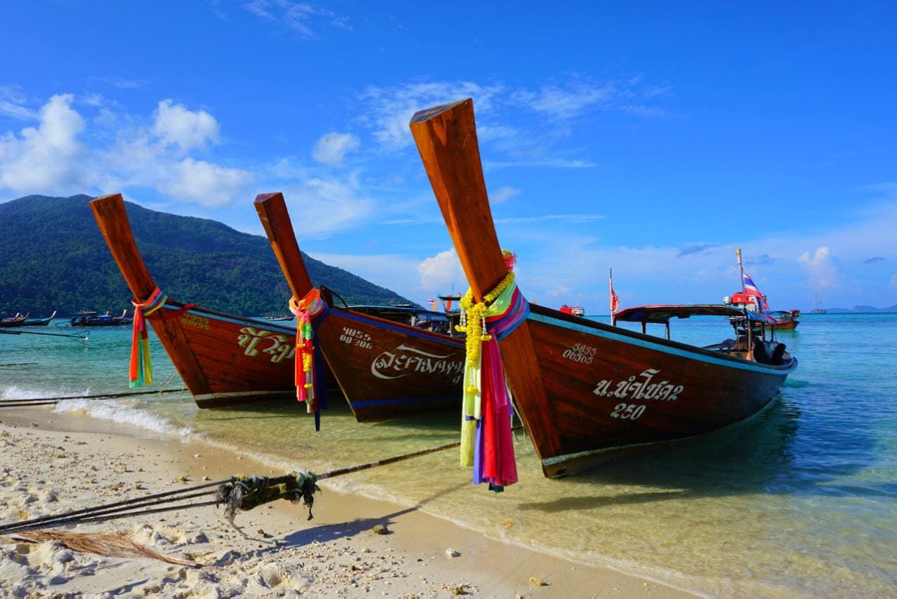 Koh Lipe's Sunrise Beach