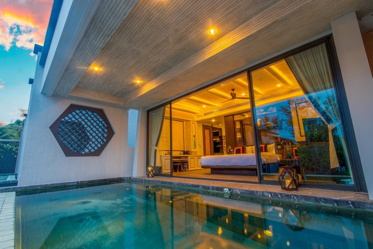 Ocean View Pool Villa at Baba Beach Club Phuket