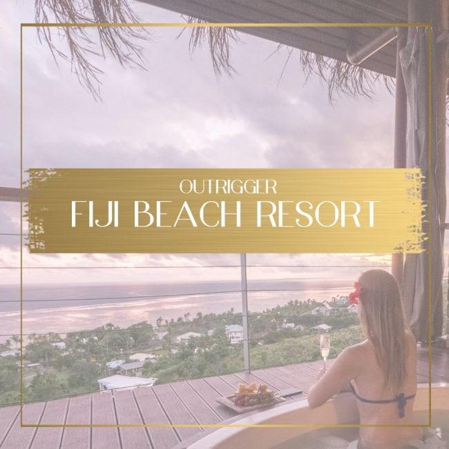Outrigger Fiji Beach Resort feature