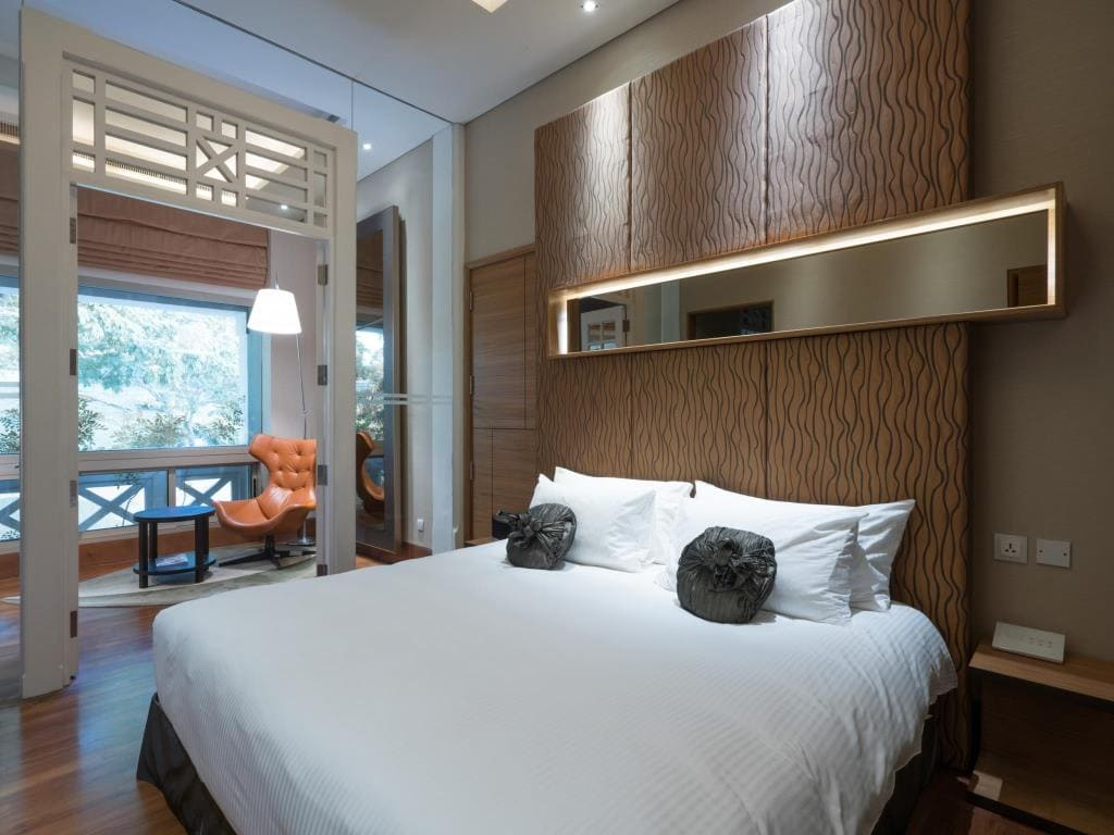 Premium Room at Hotel Fort Canning