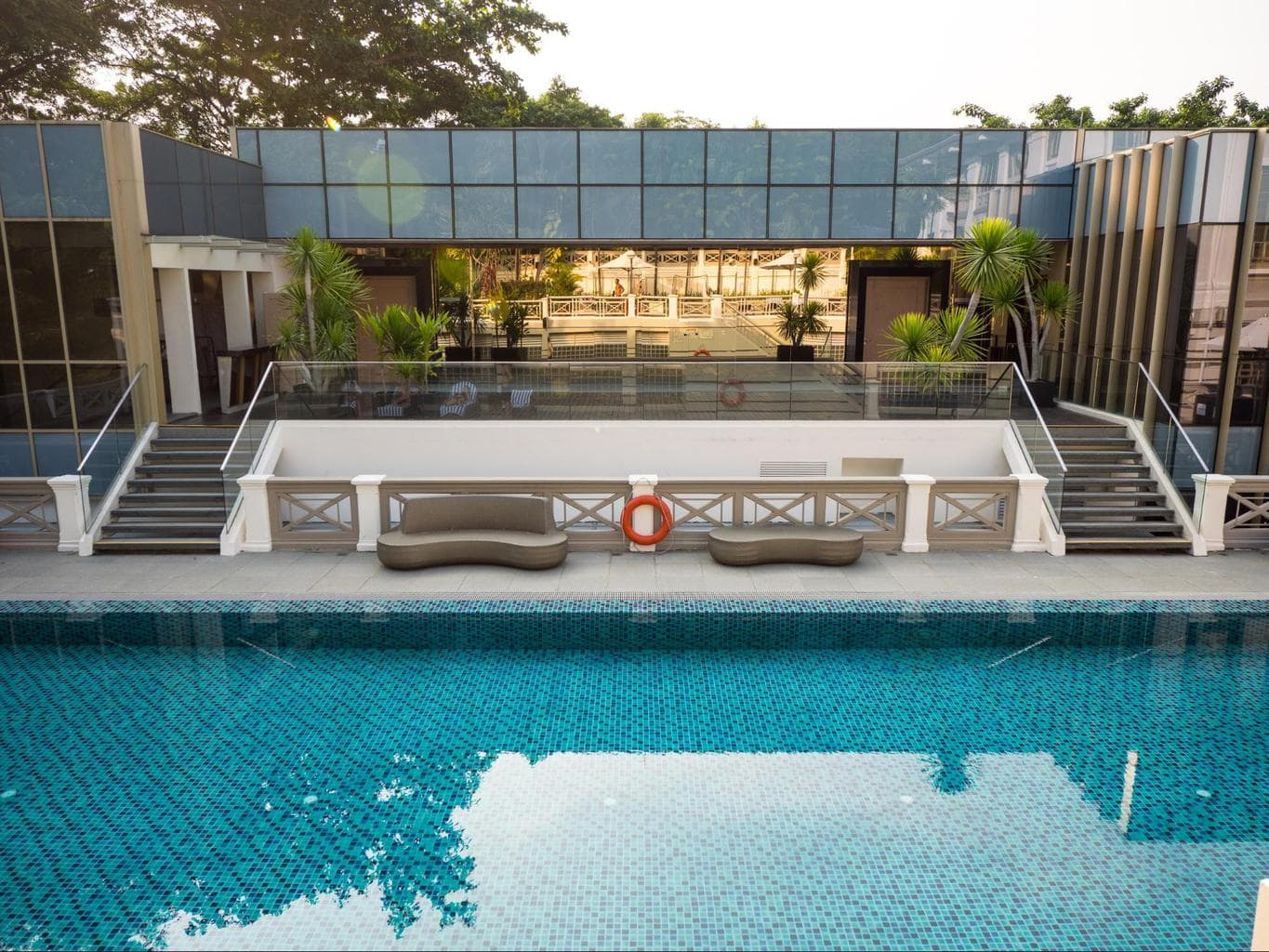 Review of Hotel Fort Canning - Singapore's luxury boutique