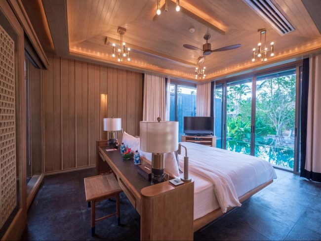 Two bedroom tropical villas at Baba Beach Club Phuket