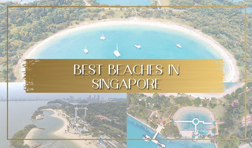 Best beaches in Singapore main