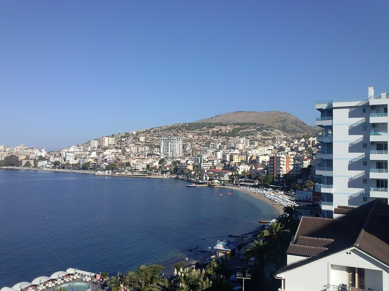 Another look at Saranda