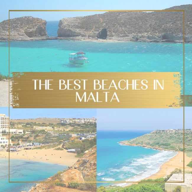 Best beaches in Malta feature