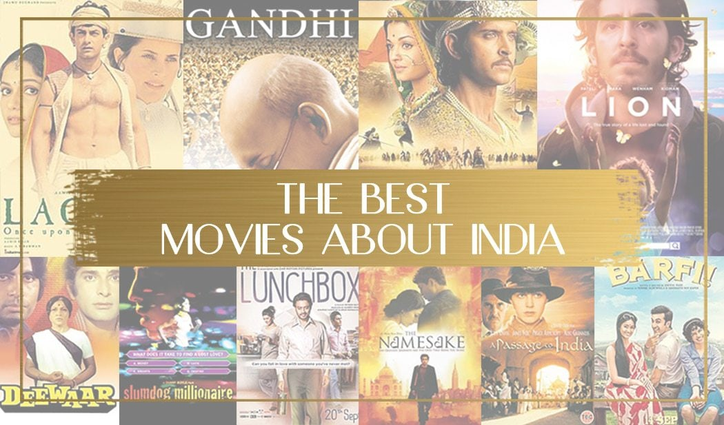 List of the best movies about India - Once In A Lifetime Journey
