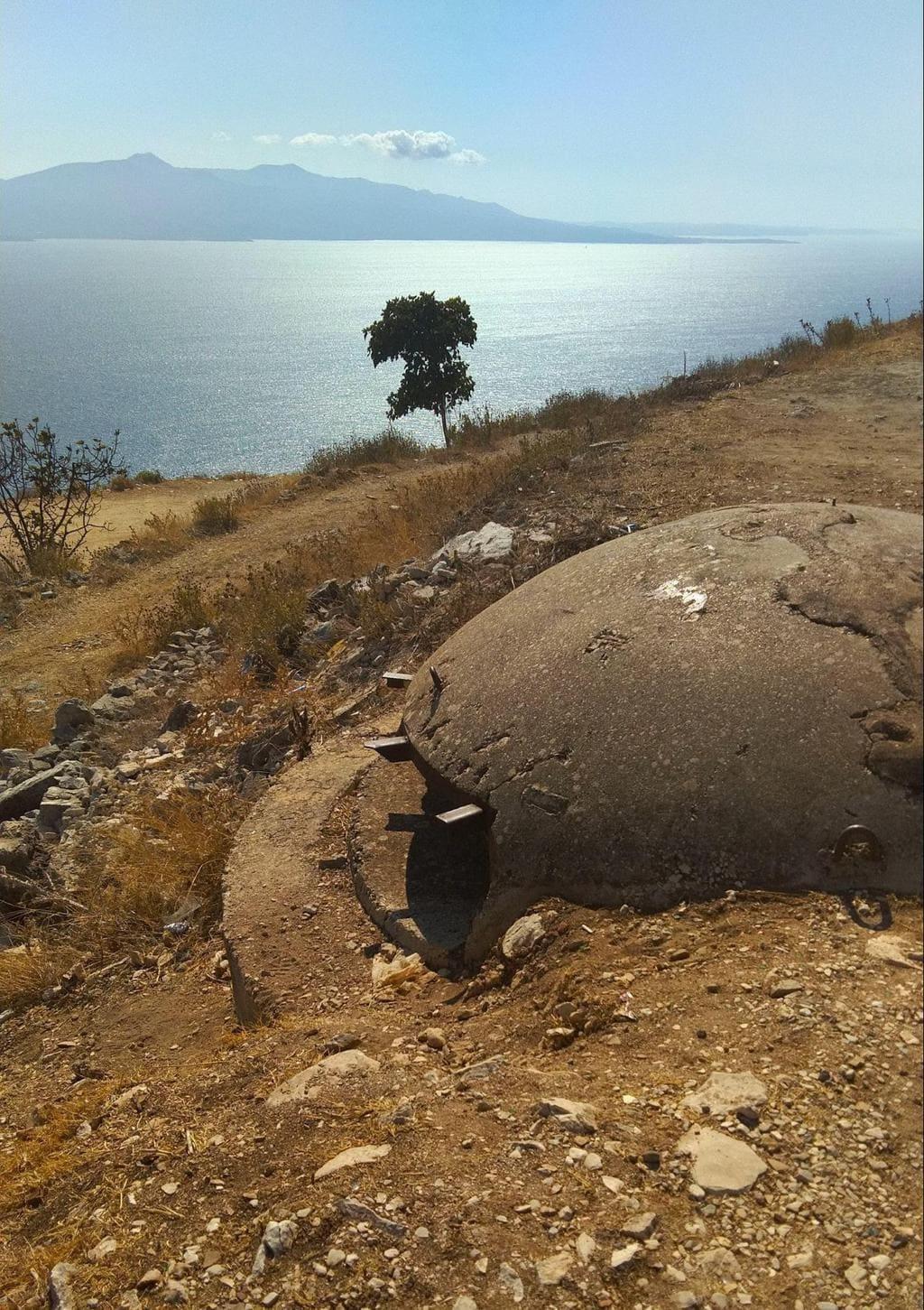 Bunker in Saranda