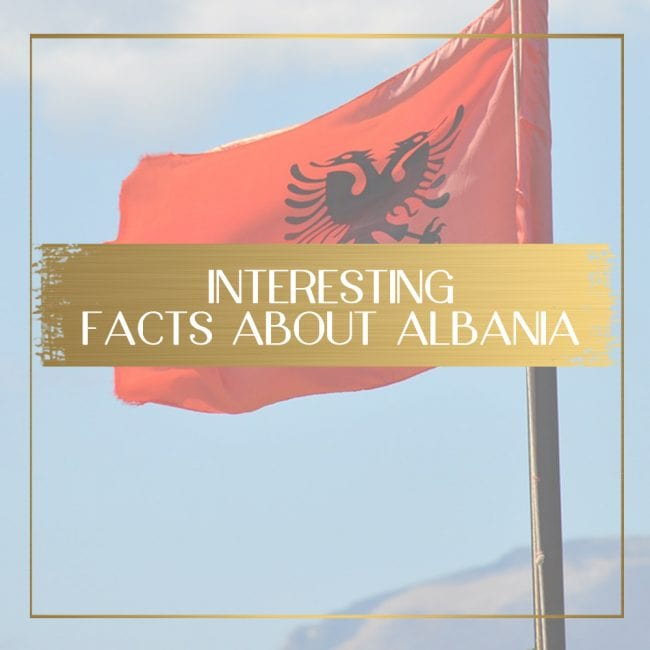 Facts About Albania feature