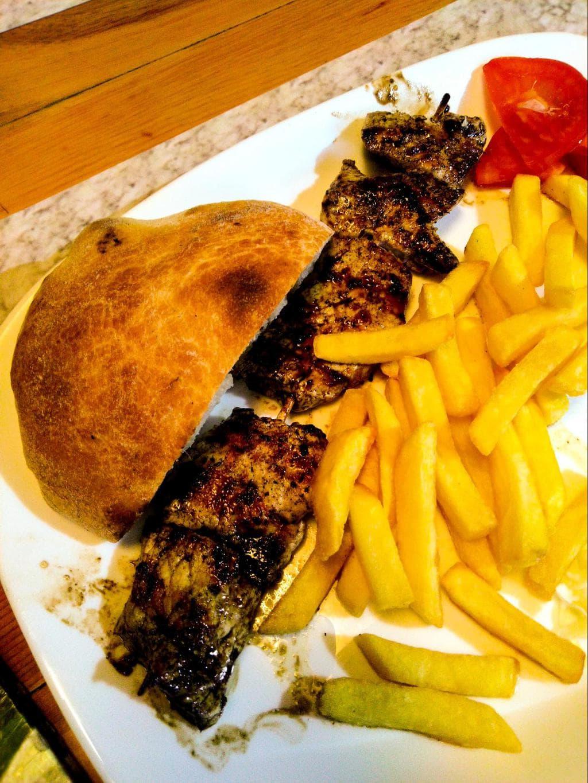 Montenegrin kebabs