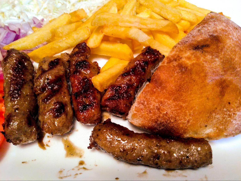 Montenegrin sausages