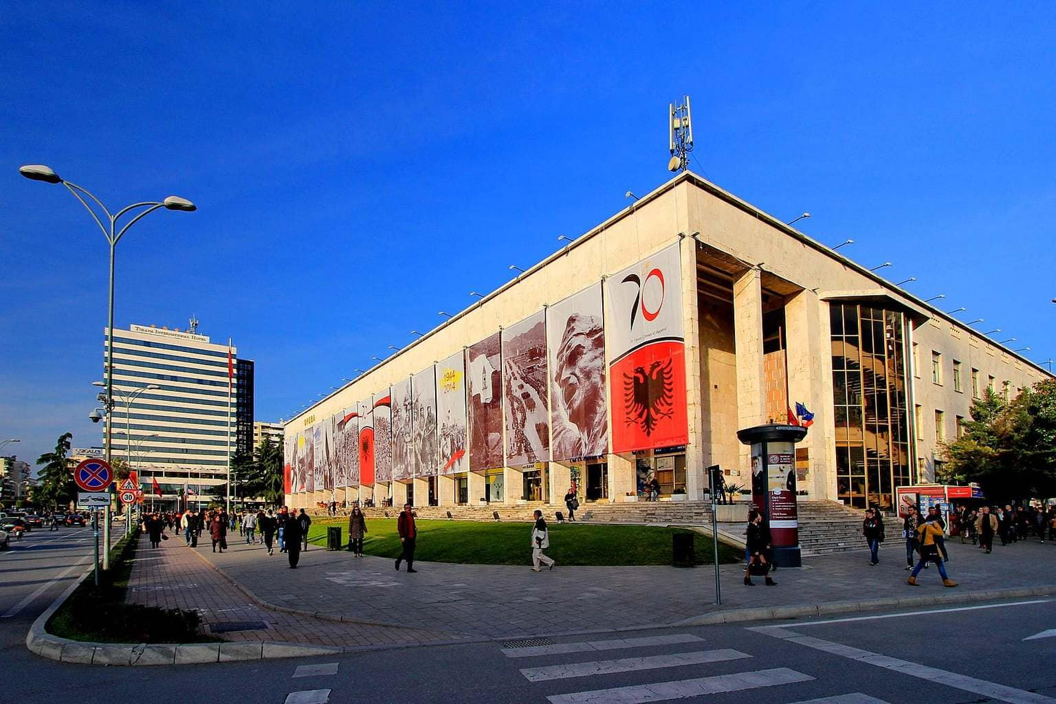 Palace of Culture Tirana