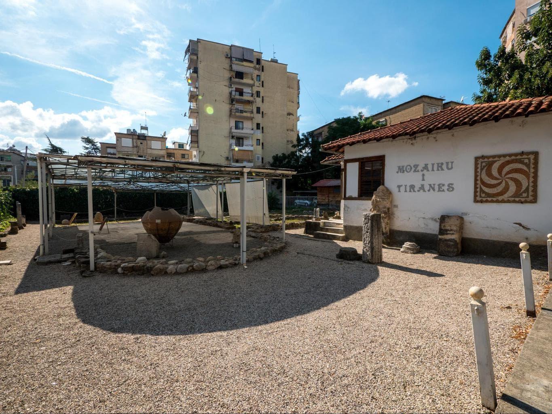 Tirana Mosaics