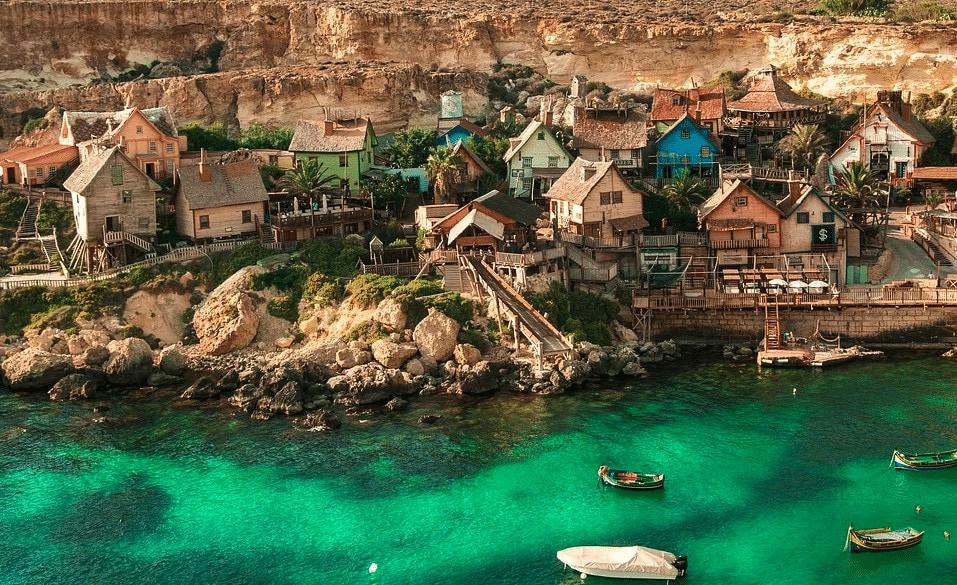 Village in Malta