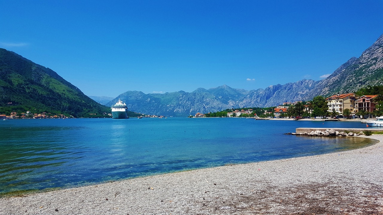 Beaches of Kotor