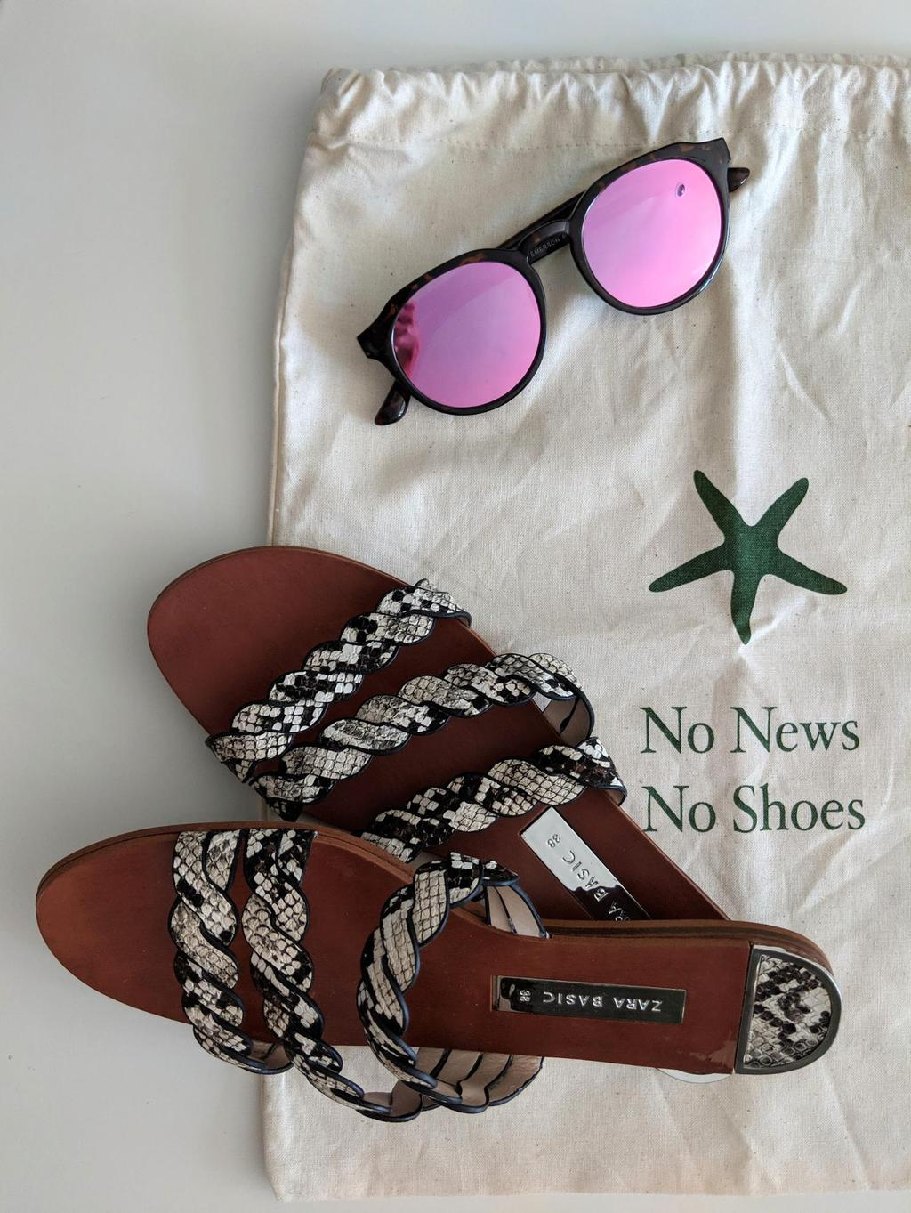 "Gili Lankanfushi signature ""No News, No Shoes"" philosophy"