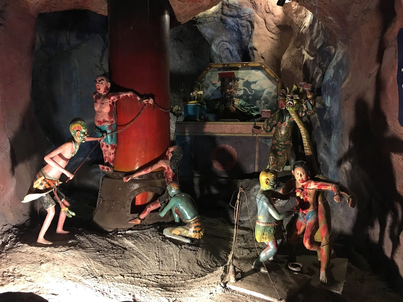 Haw Par Villa Courts of Hell