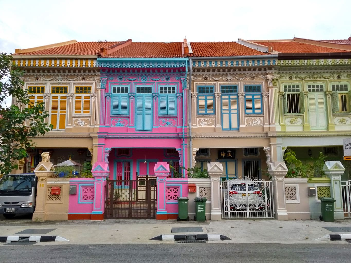 Joo Chiat Shophouses