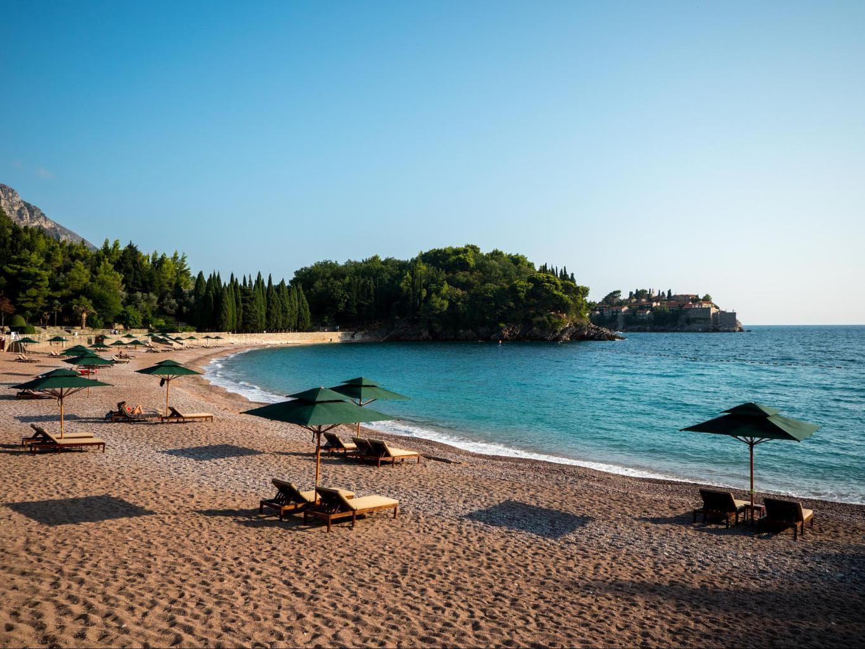 Best beaches in Montenegro near Kotor, Bar, Budva and Ulcinj - Once