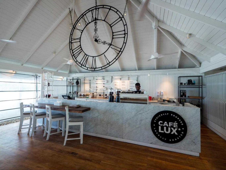 LUX* Cafe Maldives