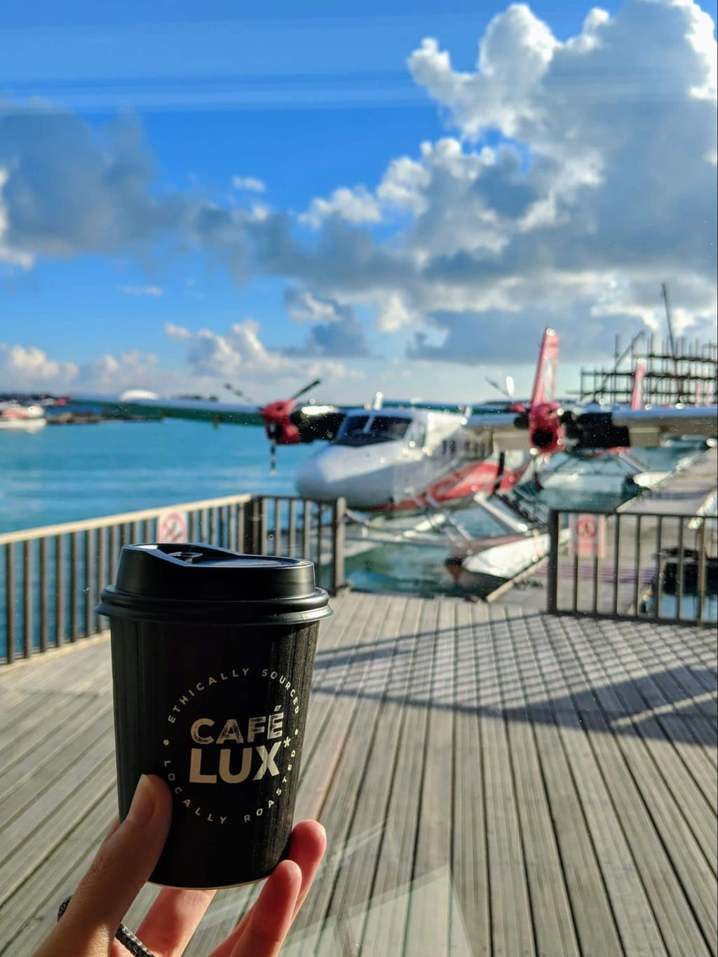 LUX* coffee - one of the brand's promises