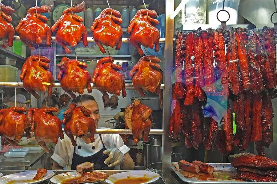 Liao Fan Chicken Rice