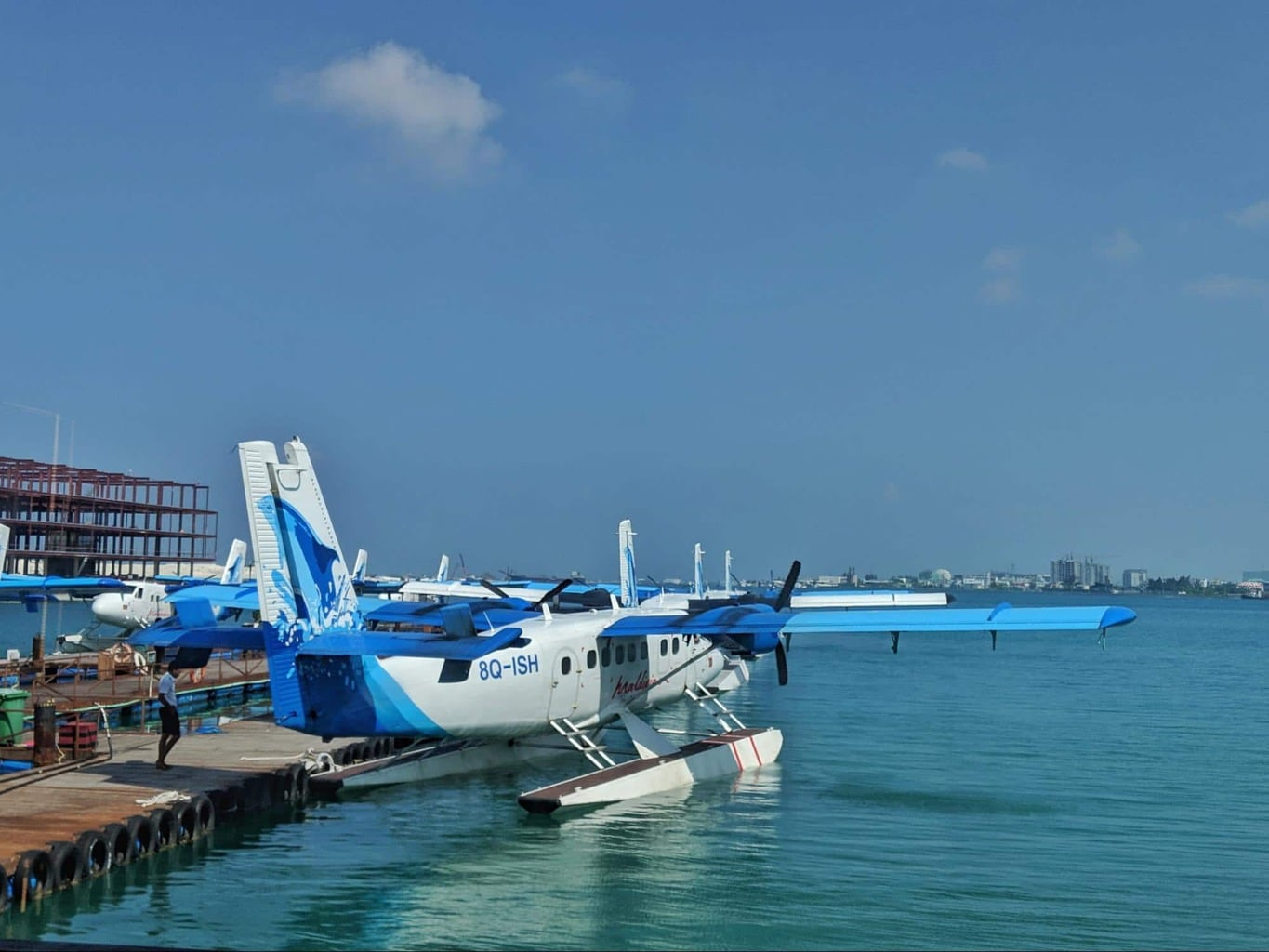 Seaplanes in the Maldives: 10 things you need to know - Once