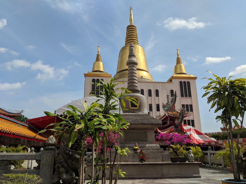 Pagoda of 10000 Buddhas at Kong Meng San Phor Kark See