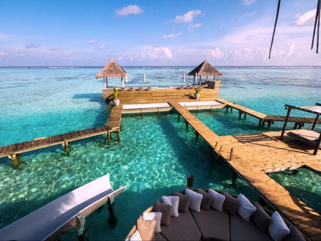 Private Reserve at Gili Lankanfushi