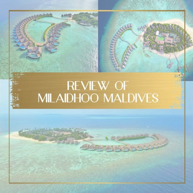 Review of Milaidhoo Maldives main
