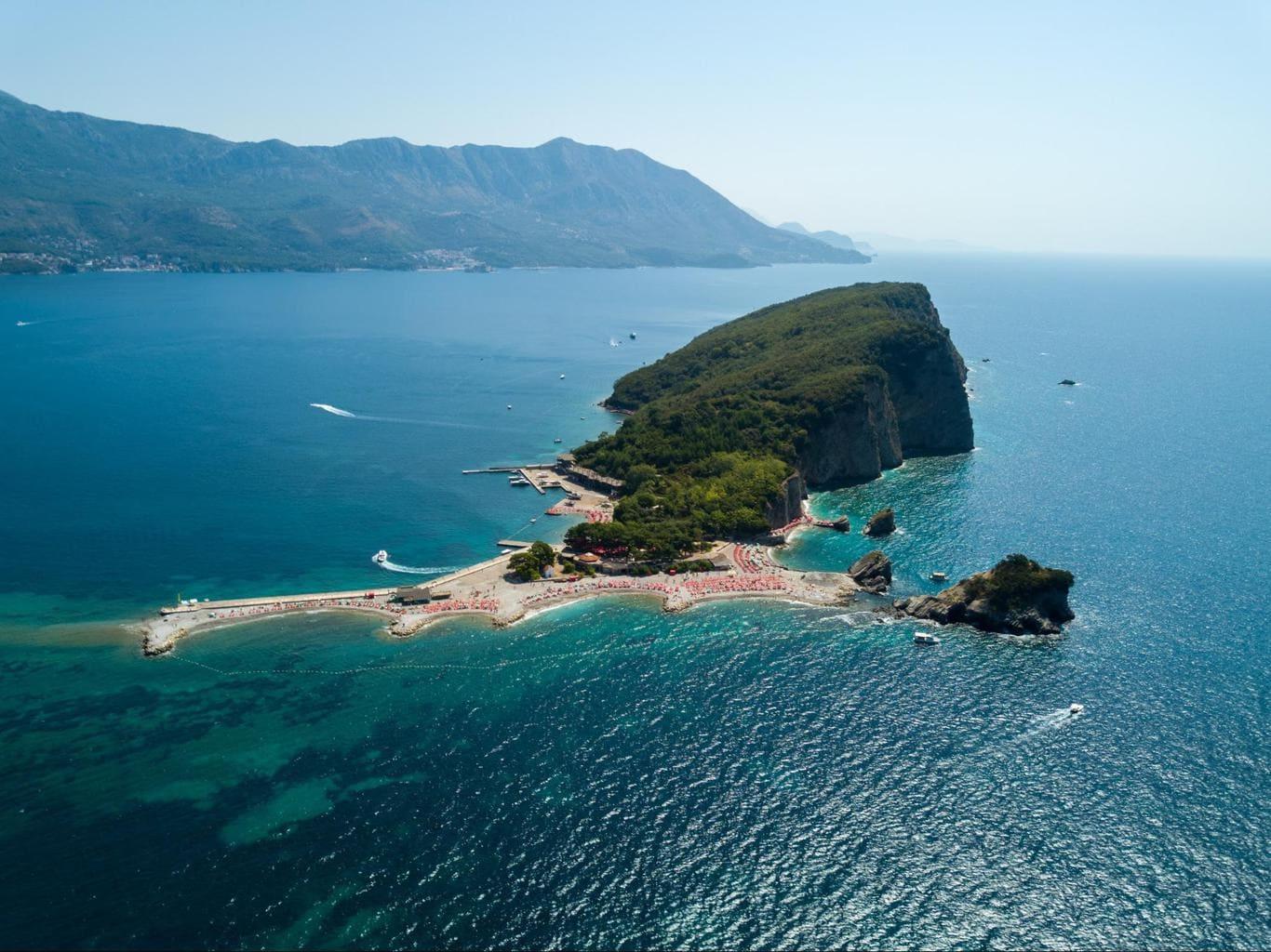 Saint Nikola Island