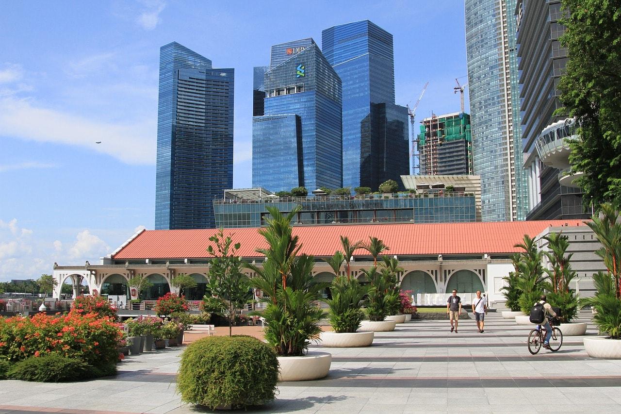 Singapore's Heritage building