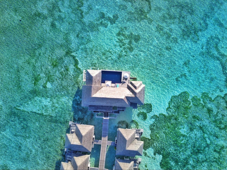 The LUX* Villa